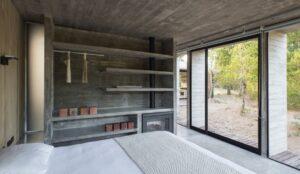 بتن اکسپوز  در طراحی داخلی